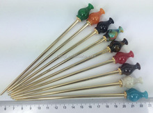 hair stick hair stick with acetate fashion hair stick