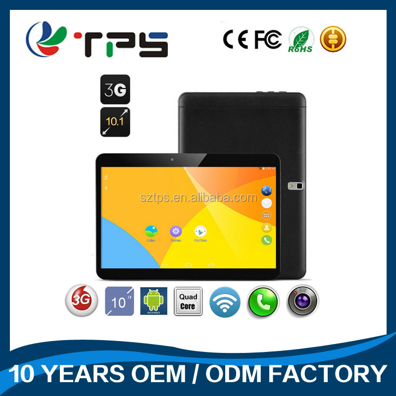 10.1 inch Android tablet pc 8392 octa Quad Core 1280*800 IPS 3g dual sim gps WIFI tablet