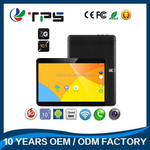 10.1 inch Android tablet pc 8392 octa Quad Core 1280*800 IPS 3g dual sim gps bluetooth WIFI tablet