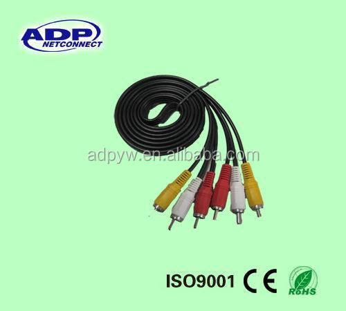 Shenzhen ADP hot sell high quality cable vga rca