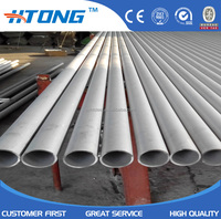 astm a789 2507 4 inch 100mm diameter stainless steel pipe duplex steel tube