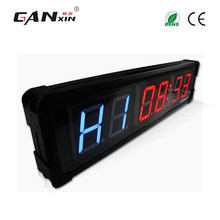 [GANXIN]Programmable Indoor Led Countdown Gym Timer
