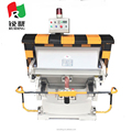 creasing and cutting machine for paper cup fan cresasing and cutting machine for coffee cups fan