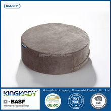 KINGKADY 2015 Cylindrical Shape Pressure Relief Chair Seat Cushion/Memory Foam Massage Pillow
