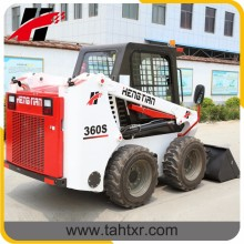 Supply Chinese Bobcat Skid Steer Loader Mini Wheel Loader