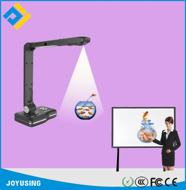 New high frame rate visualizer visualizer document camera