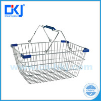 2013 New Hot Style Metal Shopping Basket