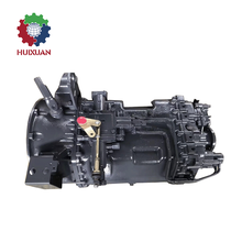 sinotruck HOWO 20716 Truck parts gearbox parts Manual Transmission Gearbox Assembly reverse gearbox Transmission Assembly