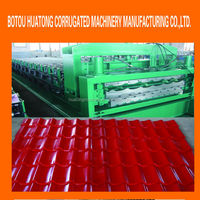 tile profile roll forming machine manufacturers