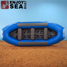 Factory supply inflatable river rafting boats rowing boats for drifting on sale