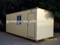 Prefab housing -- GRP(FRP) Container house