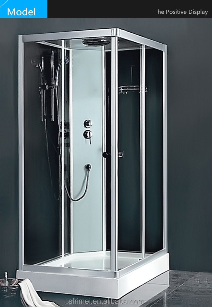 Prefab Shower Room Shower Enclosure Small Free Standing Shower Cabin