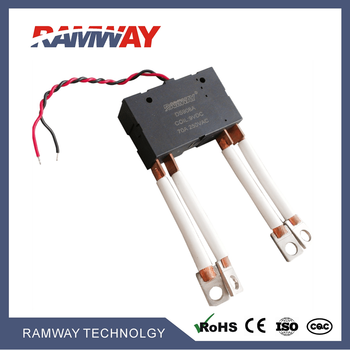RAMWAY RELAY DS908A-70A pulse control outlay relay,modular