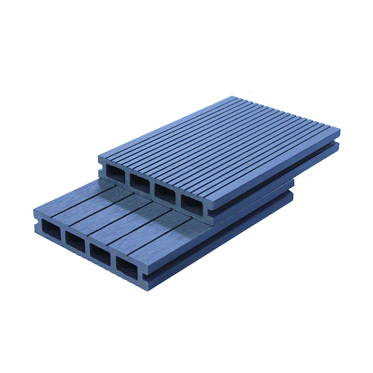 Green Building materials durable colorful outdoor wpc decking