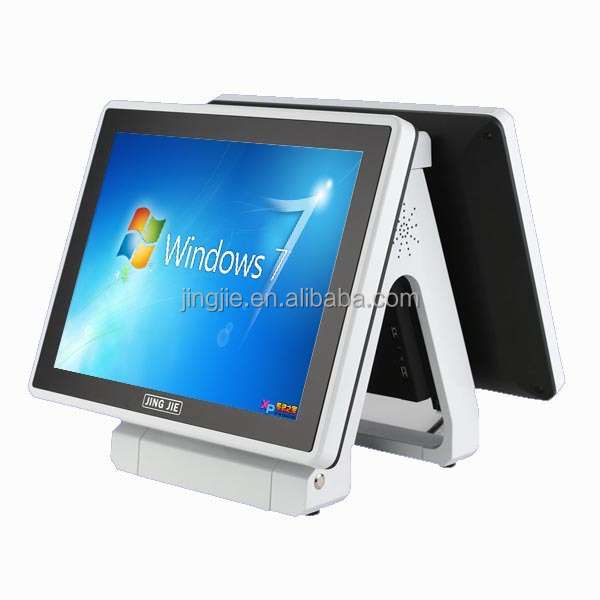 Windows POS System With Printer POS Terminal JJ-8000BUII