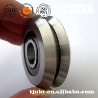 V groove wheel bearing