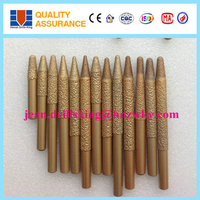 Best quality vacuum brazed diamond engraving drill bit for stone , CNC bit , router bit