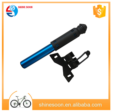 Portable Bike Pump with Extendable Hose/ mini bike pump is perfect for Presta&Schrager Values