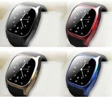 Alibaba new products smart bluetooth mobile phone watch Mp3/Video player