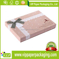 Decorative Paper Greeting Card Gift Boxes Packaging Wholesale