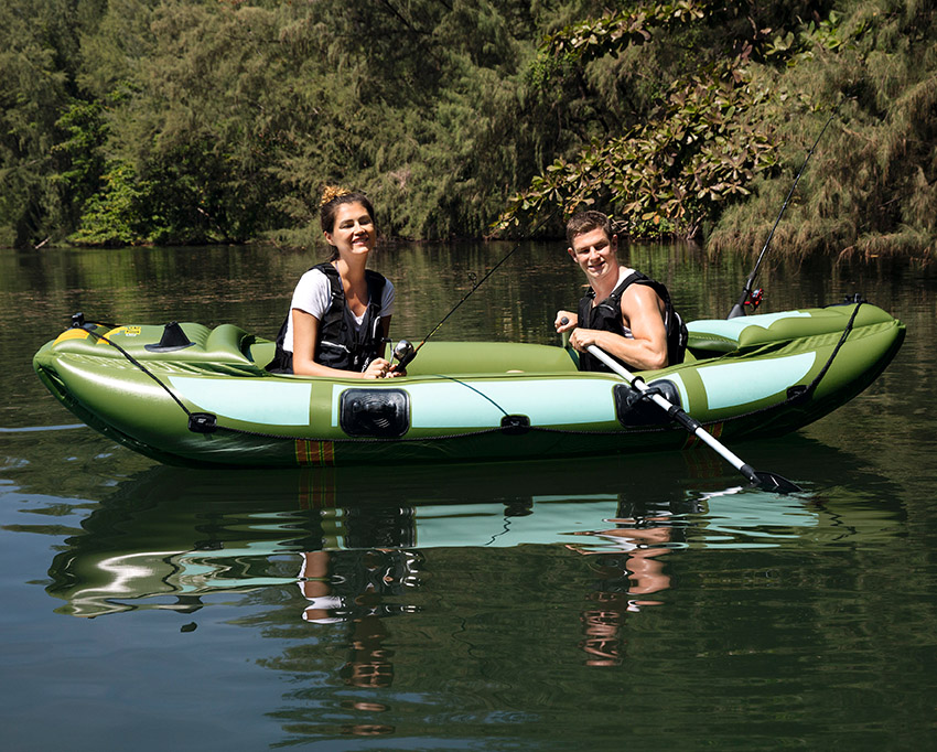 Sports & Entertainment>>Water Sports>>Rowing Boats Inflatable boat fishing