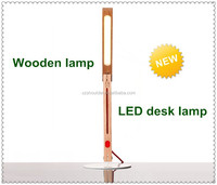 Flexible LED Desk Lamp Decoration Reading Bedside Table Office Study Light warm white