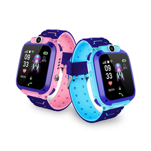 Q12 Waterproof Kids <strong>Smart</strong> <strong>Watch</strong> SOS Antil-lost Smartwatch Baby 2G SIM Card Clock Call Location Tracker <strong>watch</strong> hot in indonesia