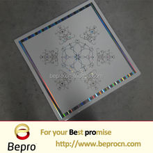 High quality 60x60 pvc ceiling tile