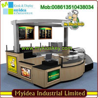 myidea Classical bakery shop design for mall kiosk