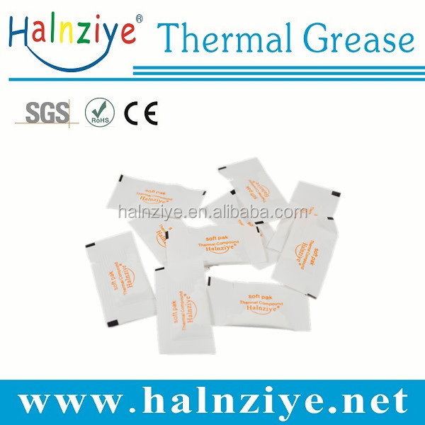 Halnziye CPU Thermal Conductive Grease (HY410)with SGS&RoHS