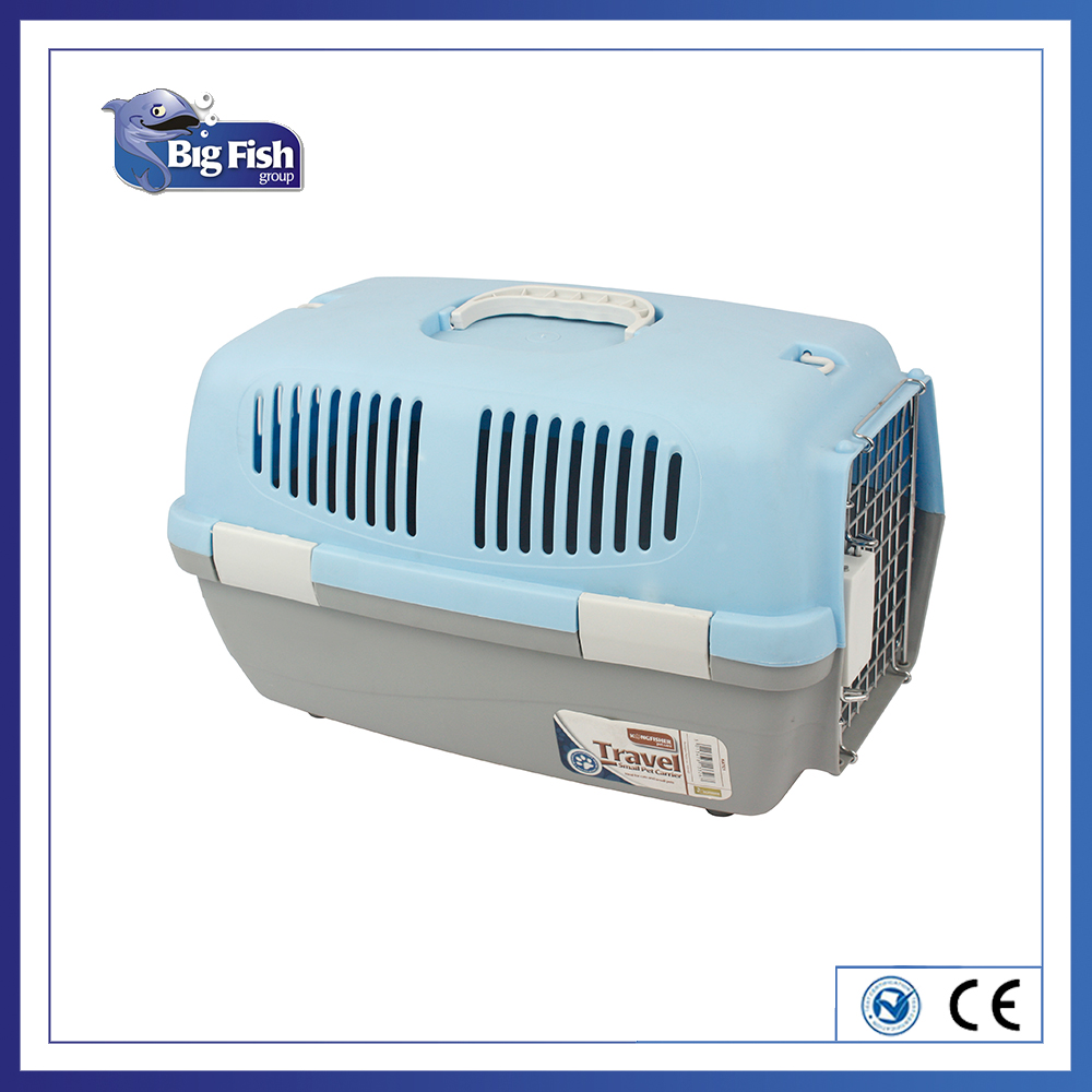 Plastic Cat Carrier Box, Pet Carrier, Dog Transport Box and pet travel carrier