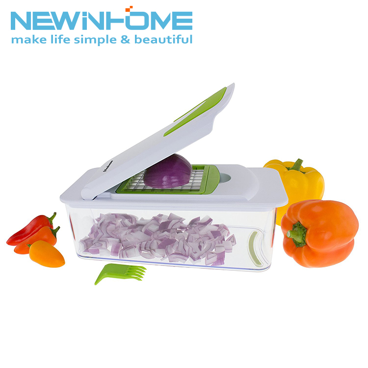 Multifunctiona Multi Chopper Fruit Salad Dicer Low Price Vegetable Cutter