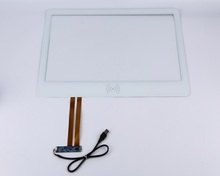 21.5 inch capacitive touch screen with 3mm cover glass