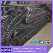 Extra long top grade sidewall belts