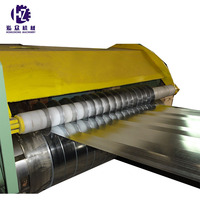 1500mm metal slitting line machine for coil manufacturer