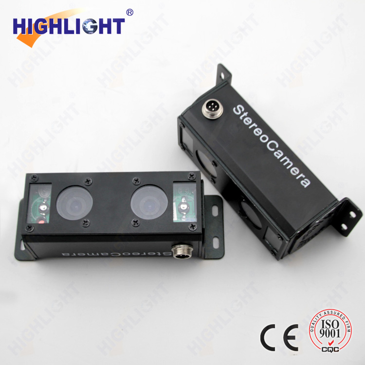 Highlight HPC088 Binocular 3D camera bus passenger counter