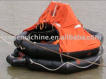 Throw-Overboard Inflatable Life Raft A (CCS)
