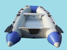new pvc inflatable air floor motor boat jet boat