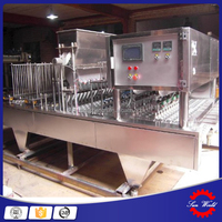 SH Food Filling Machine Conveyor Food