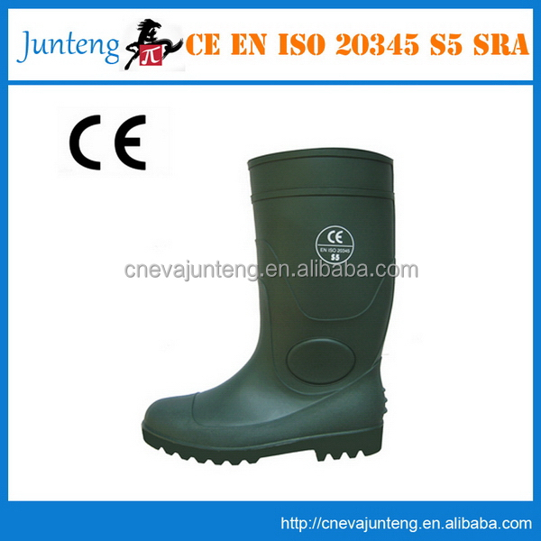 Hot sale top quality children rain boots rubber