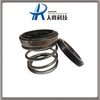 Chemical Resistant metal balanced hydraulic pump shaft seal