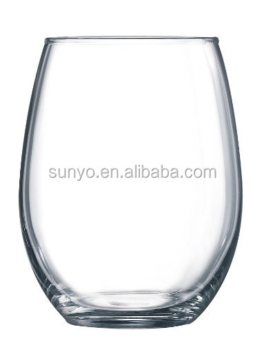 Cachet Perfection Stemless Wine Glass 15 ounce