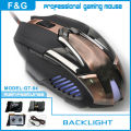 Top quality and cool design weighted mouse for gaming