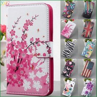 wholesale cell phone case flip leather case for samsung galaxy win i8552