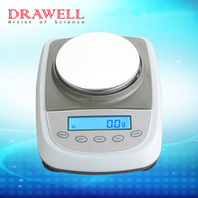 large capacity LCD Round platform Internal calibration weighing scale( 0.1g/0.01g)
