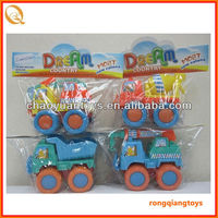 Cute Plastic Friction cartoon truck for kids FC88496638A