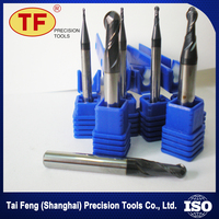 Made In China Tai Feng Cnc Machine Cutting Tools Regular Roughing End Mill
