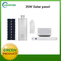 Solar led garden lights 35W solar powered integrated garden light