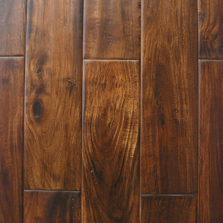 Customized Color Used Hardwood Water Resistant Wood Flooring For Sale