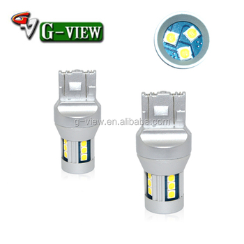 Newest best selling 700lm T20 auto led light,10-30V led car lighting,7440 7443 led auto bulb